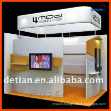 Custom hire Exhibition booth Stand design and services in shanghai