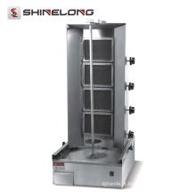 2017 Commercial Restaurant Ovens Equipamentos de kebab de dreno de gás