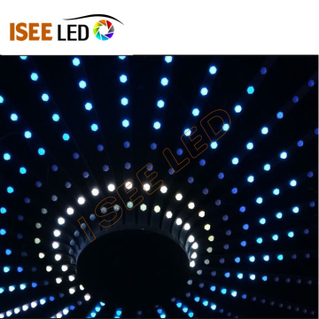 WS2801 30MM RGB LED Pixel Lights Equipo de discoteca