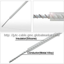 Heating wire for floor heating system
