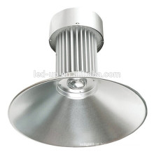 Fábrica de armazém industrial 100w levou alta luz baía para interiores ou exteriores usando