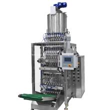 Machine à emballer liquide automatique de sachet à plusieurs voies