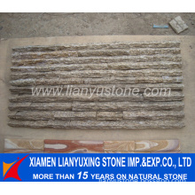 Interial Quartz Ledgestone Wall Cladding