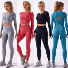 yoga sports bra and yoga pants fitness