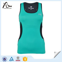 Racer Back Tank Tops Mujeres al por mayor Workout Singlet