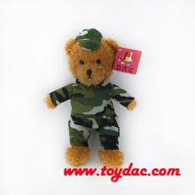 New Camouflage Clothing Bear Toy