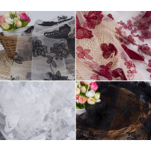 100% Polyester Lace Fabric