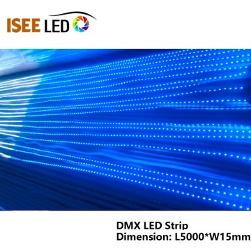 Fita LED DMX512 RGB 5050