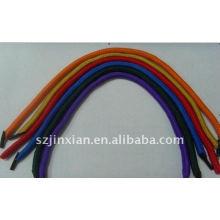 cuerda trenzada con clips