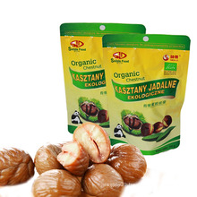 Organic Chestnuts Snacks--Healthy Chinese Nuts Snacks