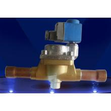 Válvula de solenoide de refrigeración de alta calidad criogénicos tipo Danfoss
