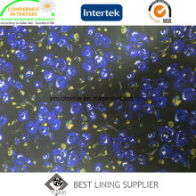 260T Twill Polyester Herren Winterjacke gedruckt Lining Fabric China Lieferant