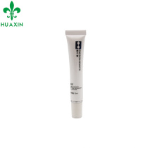 15ml pe plastic white screen printing tube for eyeshadow primer