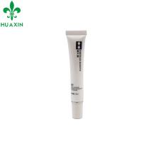 Tubo de impressão de tela branca de plástico 15ml pe para cartilha de sombra