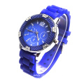 Luxury Girls Fashion Silicone Strap Wristwatch