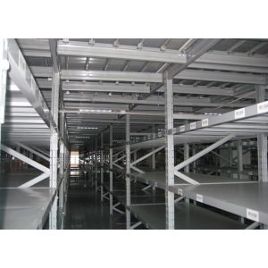 Mezzanine Storage Racking Passed CE