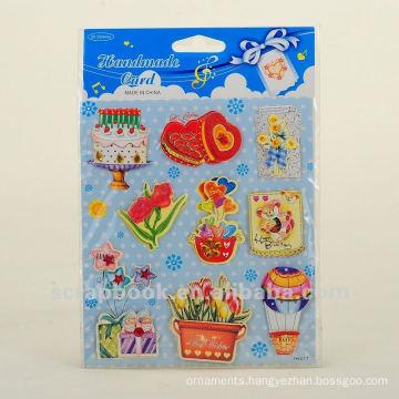 kids cartoon static stickers/cute stickers