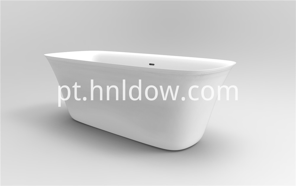 slipper bath tub