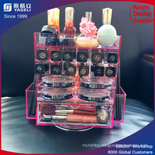 Customized Larger PMMA Lipstick Diasplay