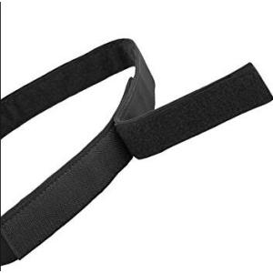 Customized Velcro Hook Loop Elastic With Buckle