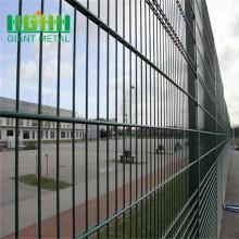 double wire mesh fen...