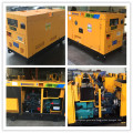 4jb1ta Isuzu Engine Electric Governor Fuel Saving 32kw 40kVA Diesel Power Generator Generating Set