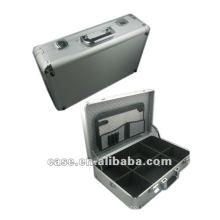 Алюминиевый чемодан с элегантный дизайн