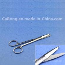 Ciseaux chirurgicaux de haute qualité avec CE approuvé Cr942