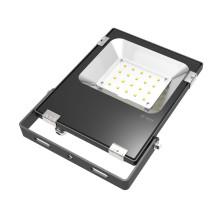 Lámpara de inundación al aire libre de 20 vatios LED 2000lm 3030 SMD Orsam AC 85-265V