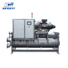 2013 New Low Temperature Flooded Type Screw Water Chiller