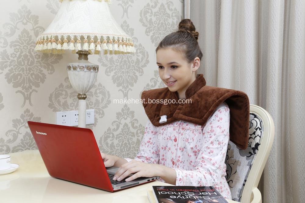 neck & shoulder heating pad