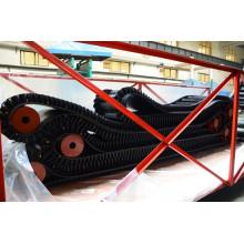 Correia transportadora corrugada de parede lateral Xe-Sc-800/4 + 1