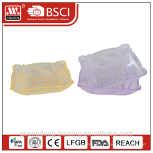 2L Square Plastic plate
