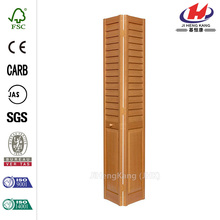 Golden Oak Composite Interior Bi-fold Door