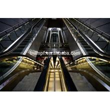 2016 Sicherheit Ankunft im Freien Handlauf Rolltreppe
