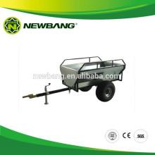 Leaf ATV Anhänger mit Handlauf