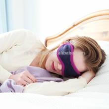 Máscara de sono anti-rugas com algodão de caxemira de luxo