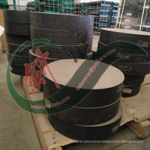 China Supplied Rubber Bearing Pad to Italy