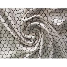 Tissu en mousseline de soie en satin de polyester style 50d pour vêtement