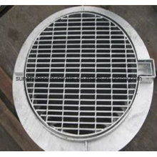 Factory Hot Dipped Galvanized Bar Grating Cover