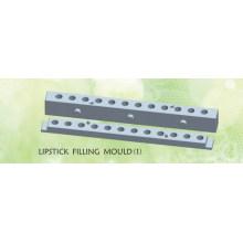 Fábrica OEM China plástica cosmética lápiz labial barato