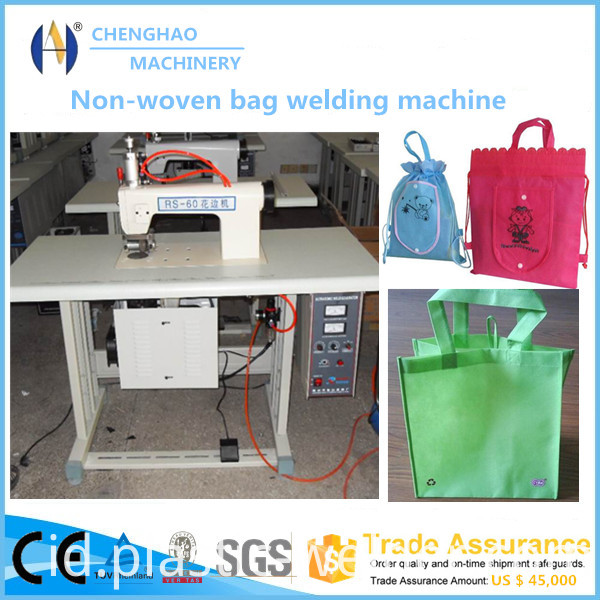 non-woven bag making machine