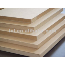1830*3660*16mm raw mdf board hot sell to Iran