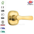 Alwood Polished Brass Passage Push Pull Rotate Door Lever