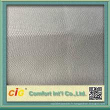 Tissu en surface brossé lié avec un tissu de toit de voiture en mousse