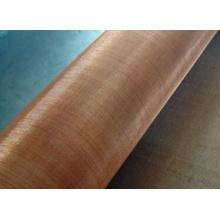 Malla de alambre de bronce fosforoso, tela de alambre de bronce fosforado, red