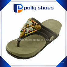 High Heel Ladies Cork Flip Flop Summer 2016