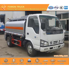 ISUZU 600P 4x2 Chemical Liquid Tanker Truck Volume 6000L