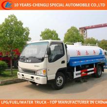 2016 neue Zustand 4 t Mini Wasser Trank Truck zum Verkauf