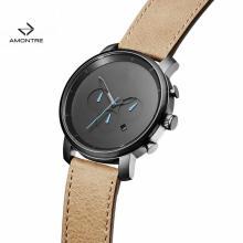 Men's Stainless Steel Quartz Watch